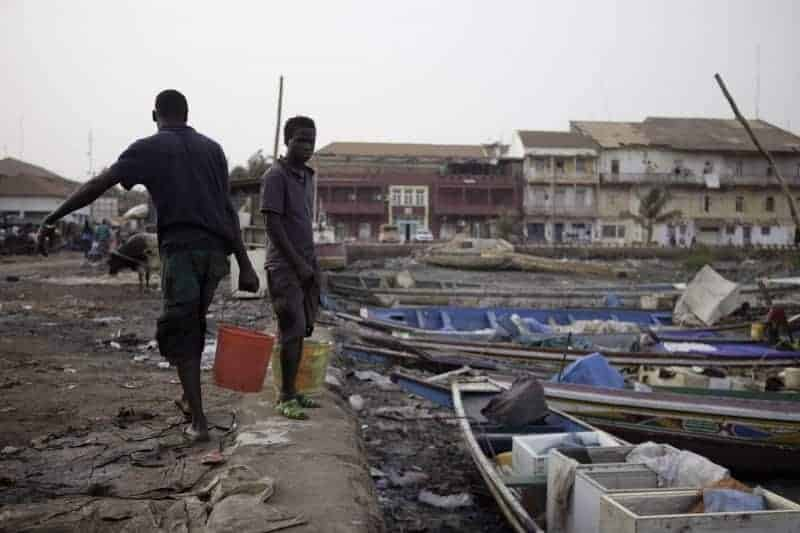 Bissau port