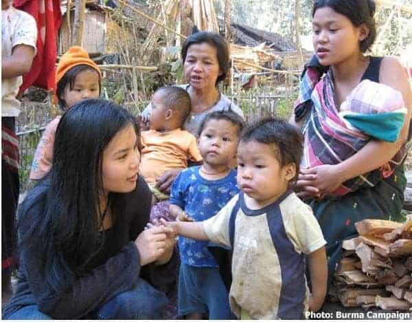 Myanmar dissident