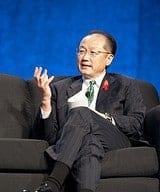 Jim Yong Kim, president of the World Bank