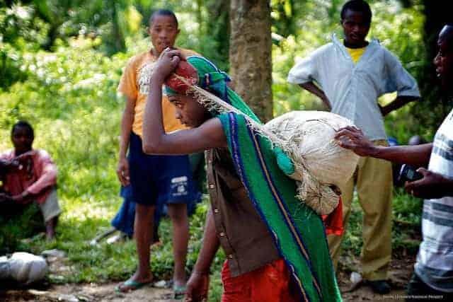 Congo miner