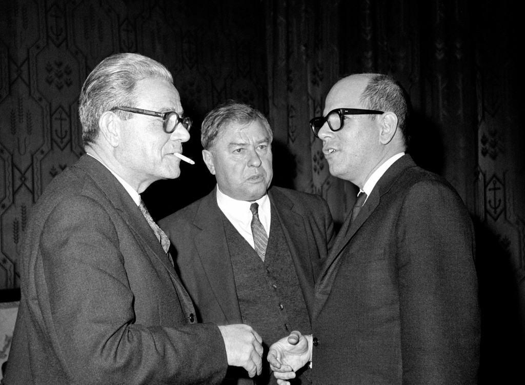 Security Council Meets on Cuba 1962