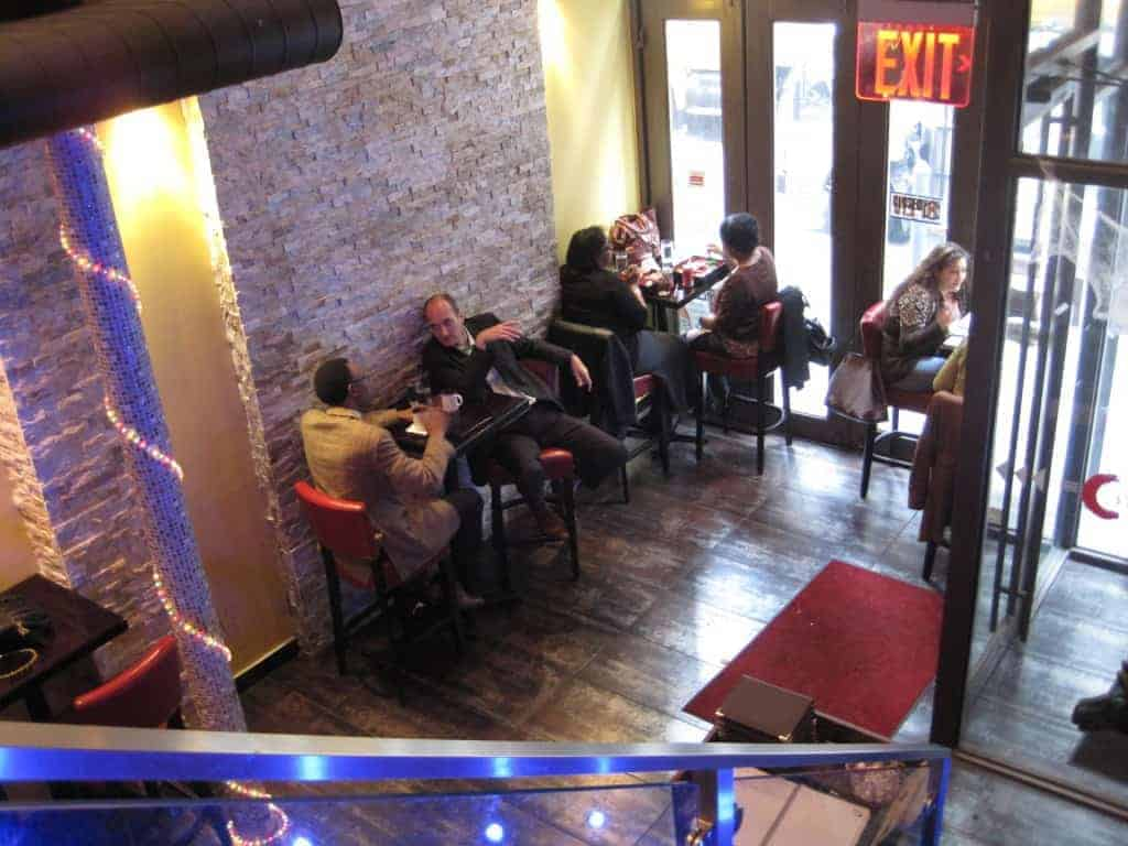 Amaze restaurant Midtown NYC