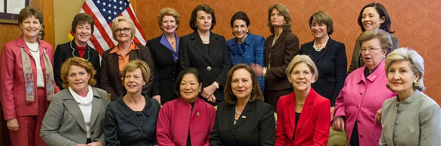 US Senate Women