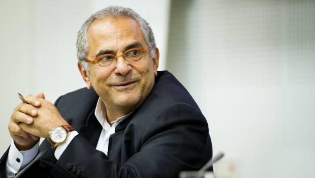 Jose Ramos-Horta, new chief of the UN peace-building mission in Guinea-Bissau