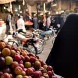 Isfahan market in Iran