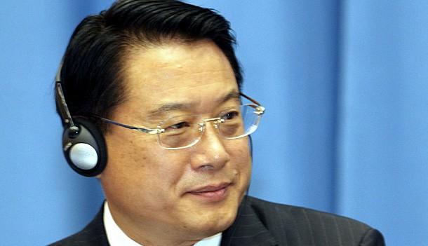 Li Yong, director-general of Unido