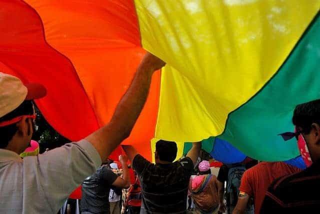 Gay pride parade, Bangalore