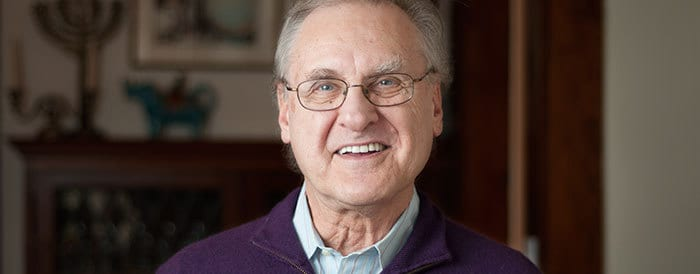 Stephen Lewis of AIDS-Free World