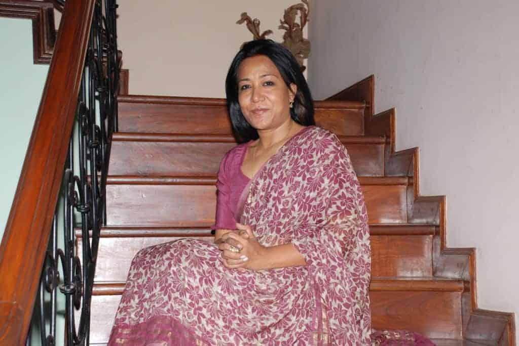 Sapana Malla of Nepal