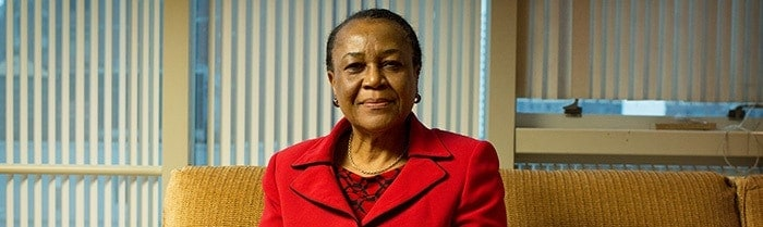 Joy Ogwu, Nigerian ambassador to the UN