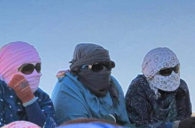 Sahrawi women's meeting