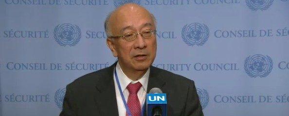United Nations Secretary General Straw Poll Webcast