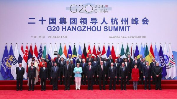 At the G20 meeting in Hangzhou, China, recently, some discussions on the sidelines seem to have focused on the next UN secretary-general candidates. XINHUA/PANG XINLEI