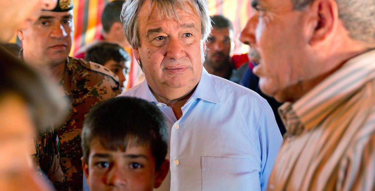 Photo: António Guterres