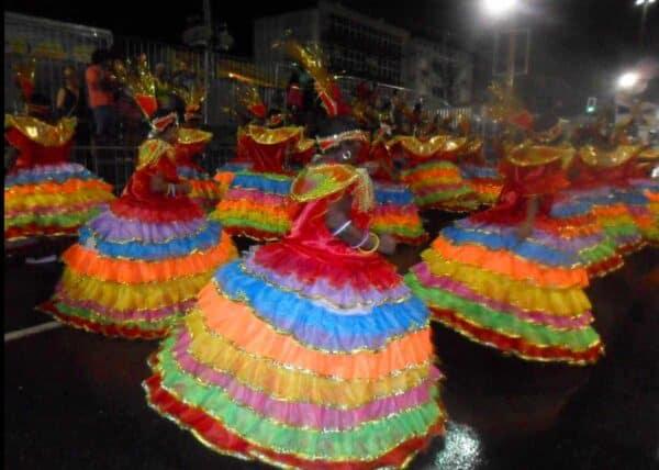 Rio carnival Coroadode Jocarepagua