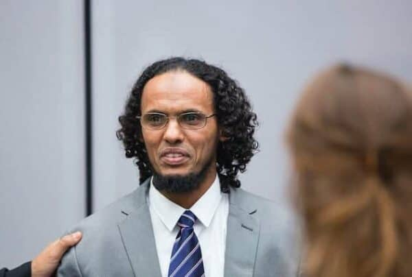 tktktktk ICC-CPI found guilty of attacking historic and religious buildings in Timbuktu, Mali, by the court ofon Sept. 26, 2016