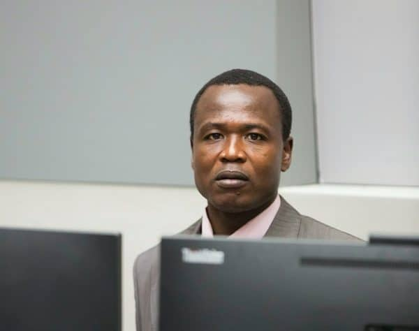 Dominic Ongwen, reportedly a commander in the Lord's Resistance Army, pleaded not guilty for war crimes and crimes against humanity committed in northern Uganda. ICC-CPI