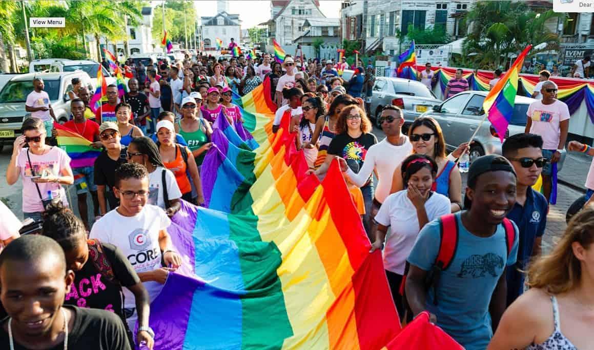Suriname gay