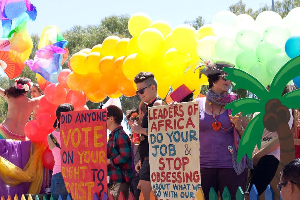 Sexual minorities human rights and public health strategies in africa
