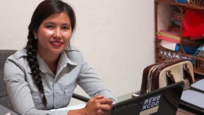 Chan Kanha, a member of the Cambodian People's Party