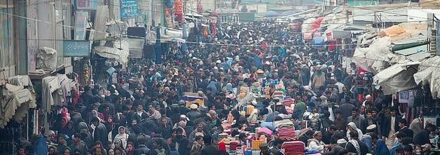Kabul Afghanistan bazaar