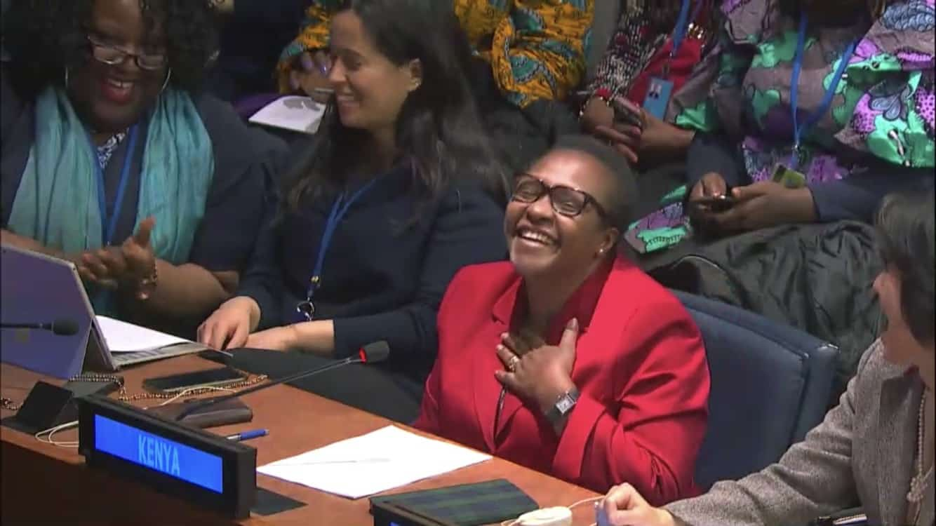 The US Goes 'Bonkers' at the UN Women's Conference - PassBlue