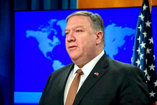 Secretary of State Pompeo