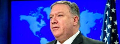 Secretary of State Pompeo