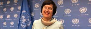 Joanna Wronecka, Poland's ambassador to the UN