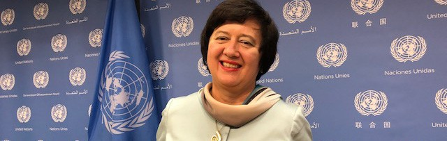 Joanna Wronecka, Poland's ambassador to the UN