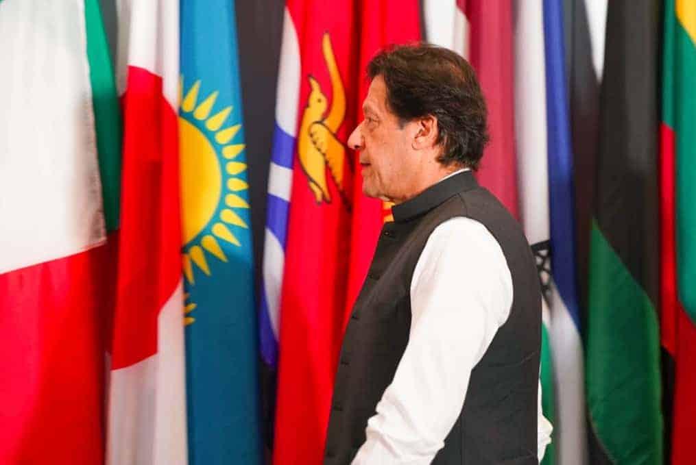 Prime Minister Khan of Pakistan
