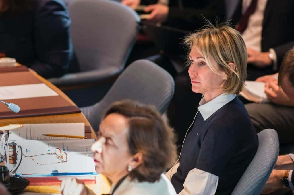 Barbara Bush Craft Fair 2020.Kelly Knight Craft S Menu For The Un Security Council
