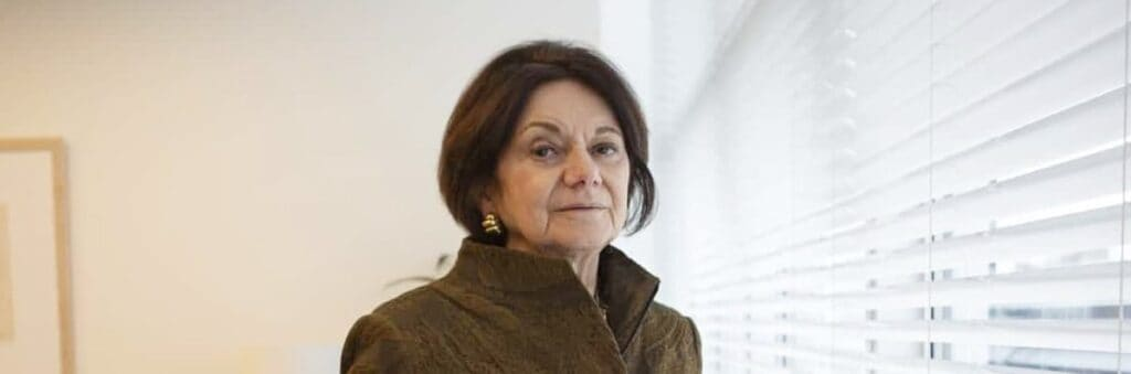 Rosemary DiCarlo, the highest-ranking US official at the UN