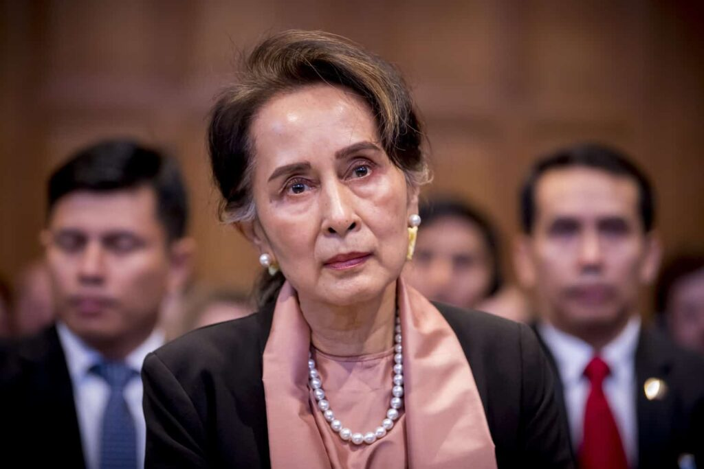 Myanmar's Silence on Rape Against Rohingya Is Cruel and Dangerous ...