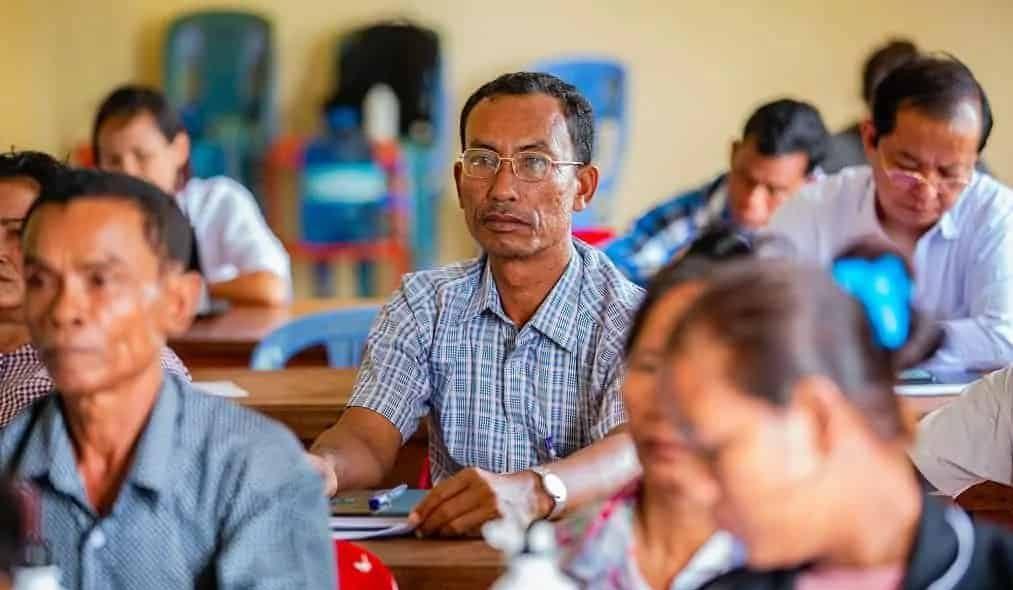 UN Development Program Workshop, Cambodia August 2019