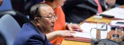 Ambassador Zhang Jun of China
