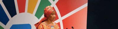 UN Women's executive director, Phumzile Mlambo-Ncguka