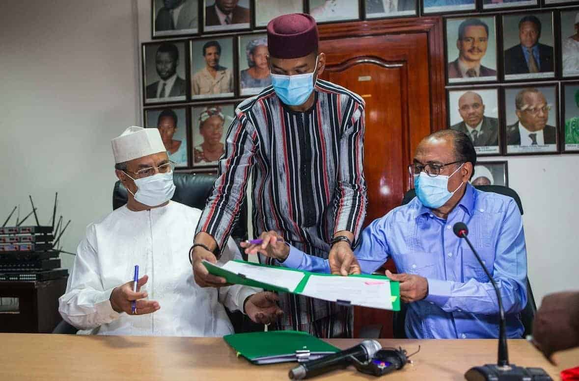 UN and Mali Ministry of Health and Social Affairs