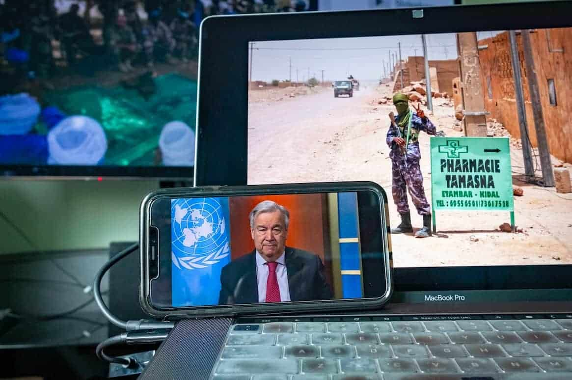 'Pathetic': The US Pulls the Plug on a UN Global Cease-Fire Resolution