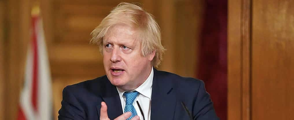 Photo of UK Prime Minister Boris Johnson