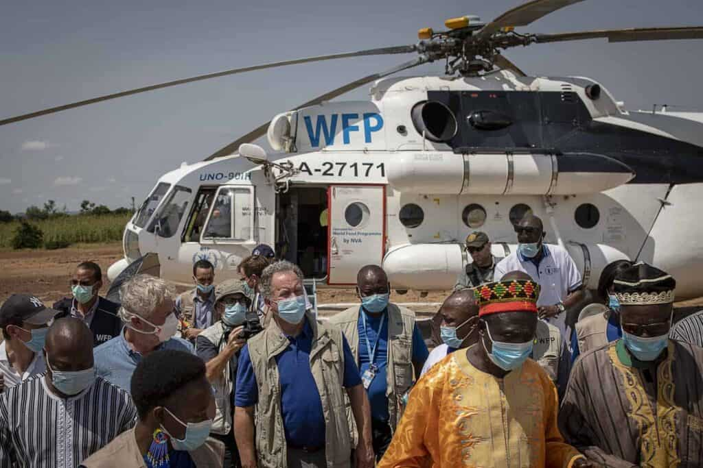 As the Nobel Peace Prize Is Awarded to the World Food Program, Famines Loom