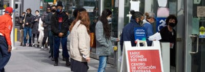 Early voting - Brooklyn NY