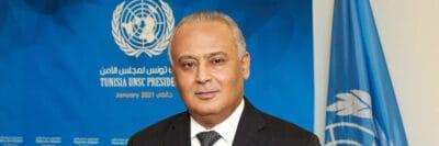 Ambassador Tarek Ladeb