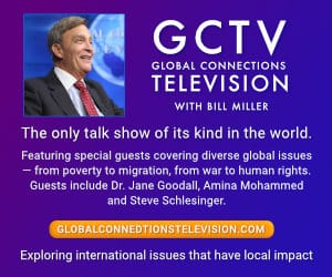 Global Connection Television - The only talk show of its kind in the world