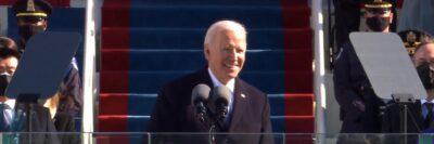 Joe Biden Inauguration Day at Capitol