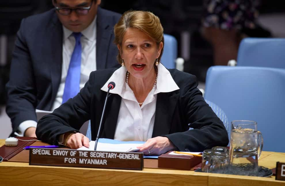Military Takeover in Myanmar; a UN Feminist Dies; Aleksei Navalny's Sentencing
