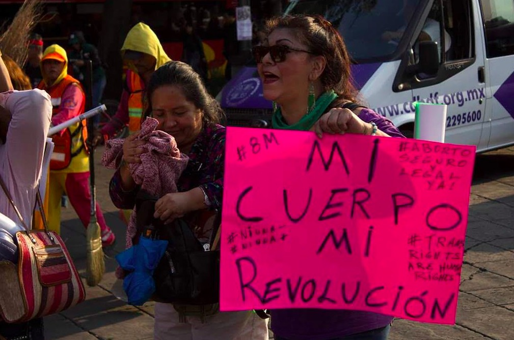 At the UN, Mexico Works for Women's Rights. Back Home It's a Different Story. - PassBlue