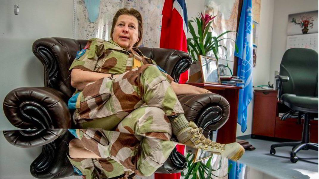 A Now-Retired UN Force Commander From Norway Double-Billed for Expenses