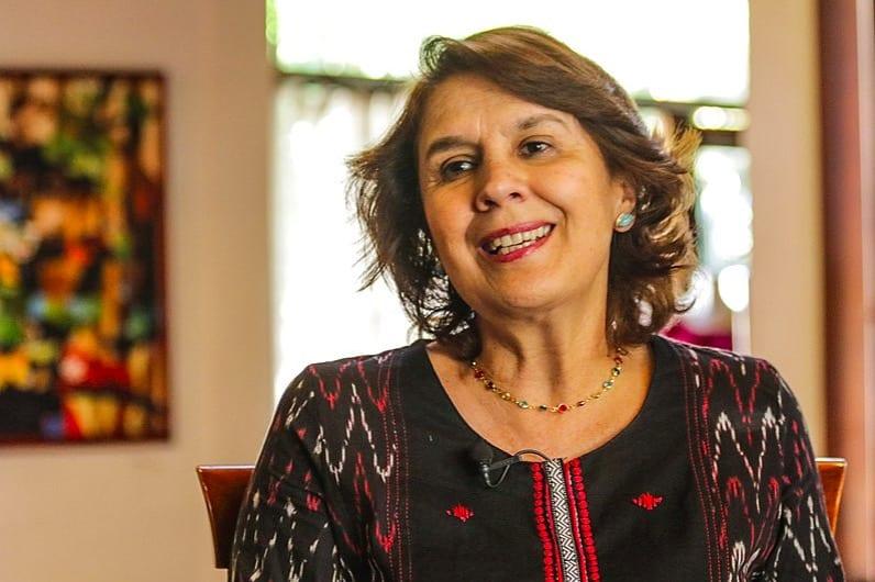 Rosalía Arteaga, a Short-Lived President of Ecuador, Wants to Run Against the UN's Guterres