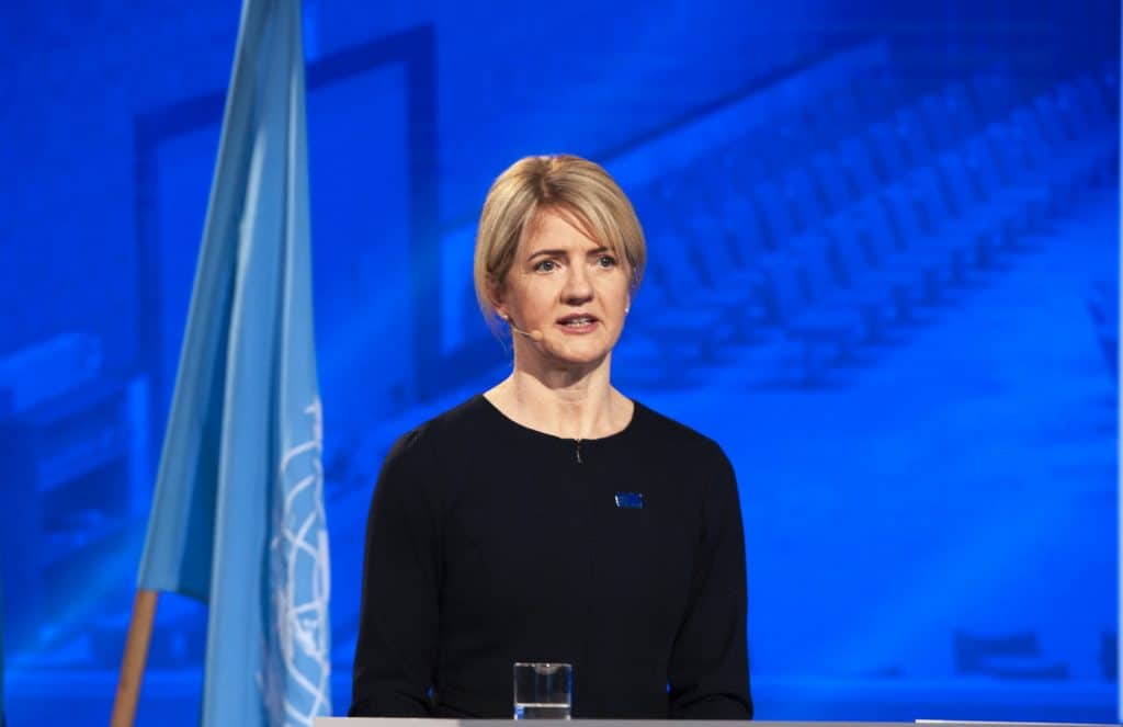 Estonia to Pushthe Security Council to Recommend UN's Guterres to a Second Term